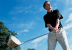 Golf days, golfing experiences